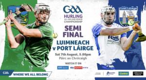 2021 All-Ireland Senior Hurling Championship Semi-Final – Limerick V Waterford